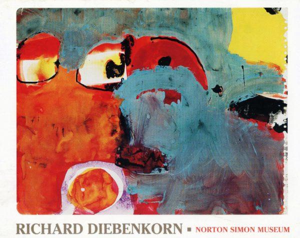 "Richard Diebenkorn ""Gouaches Circa 1950"" Boxed Notecards-0"