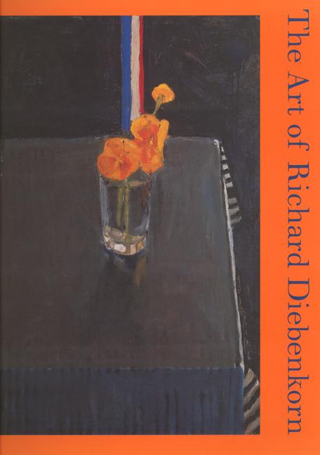The Art of Richard Diebenkorn (paperbound edition)-0