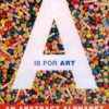A is for Art: An Abstract Alphabet-0