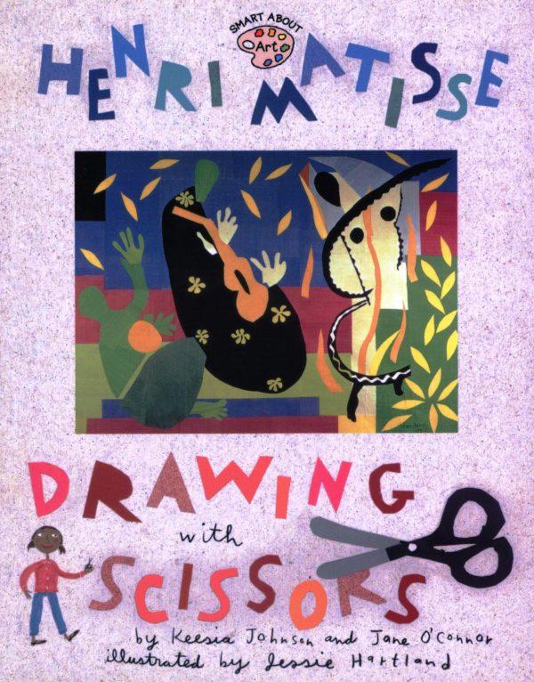 Henri Matisse: Drawing with Scissors-0