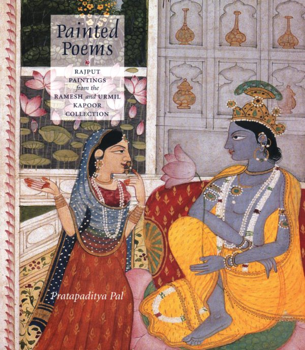 Painted Poems: Rajput Paintings from the Ramesh and Urmil Kapoor Collection-0