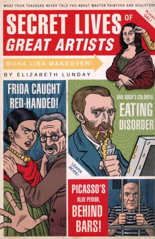 Secret Lives of Great Artists-0