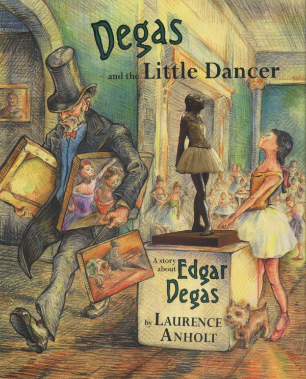 Degas and the Little Dancer-0