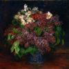 "Renoir ""Bouquet of Lilacs"" Archival Digital Print (11"" x 14"" mat)-0"