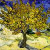 "Van Gogh ""Mulberry Tree"" Archival Canvas Print-0"