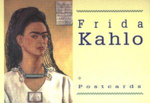 Frida Kahlo Postcard Book-0