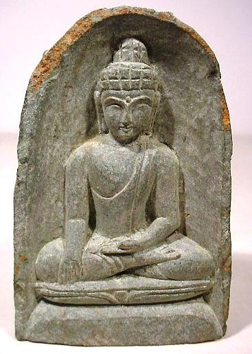 Stone Carved Buddha-0