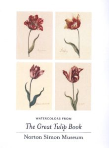 """""""Watercolors from the Great Tulip Book"""" Boxed Notecards-0"""