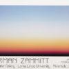 Norman Zammitt Poster Signed Edition-0