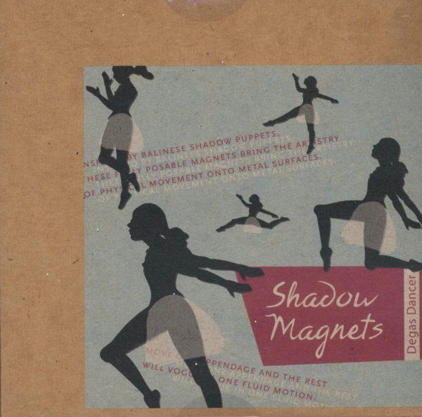 Degas Dancer Shadow Magnet-0