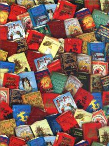 Historic Children's Christmas Books Advent Calendar-0