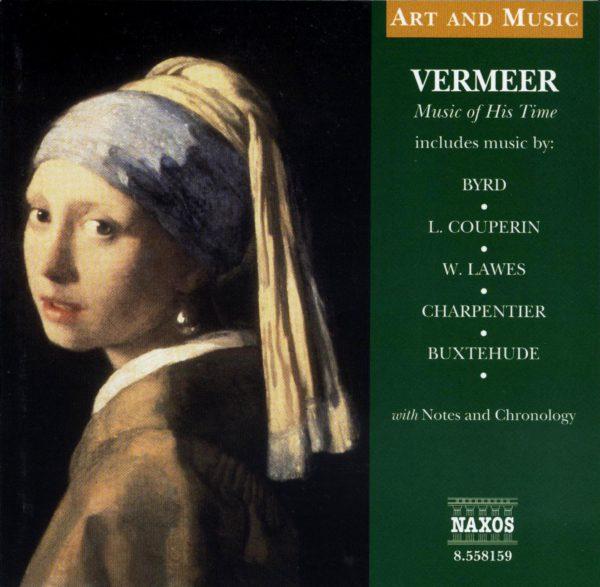 Vermeer Music of His Time (CD)-0