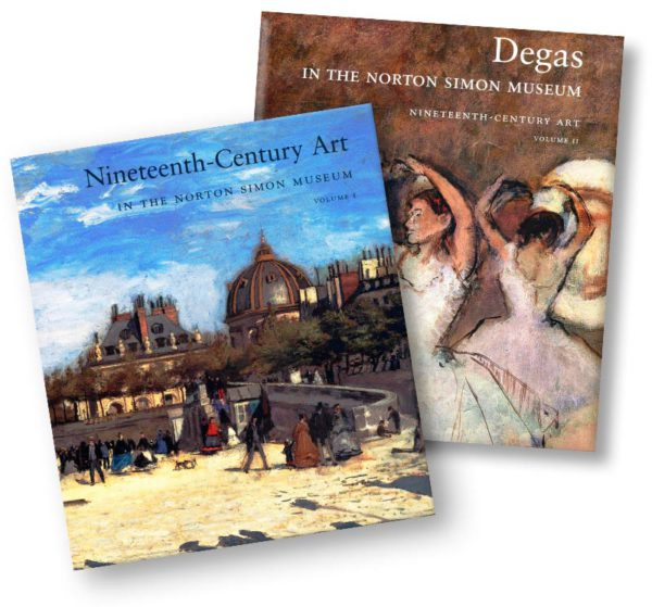 Nineteenth-Century Art at the Norton Simon Museum: 2 Volume Set-0