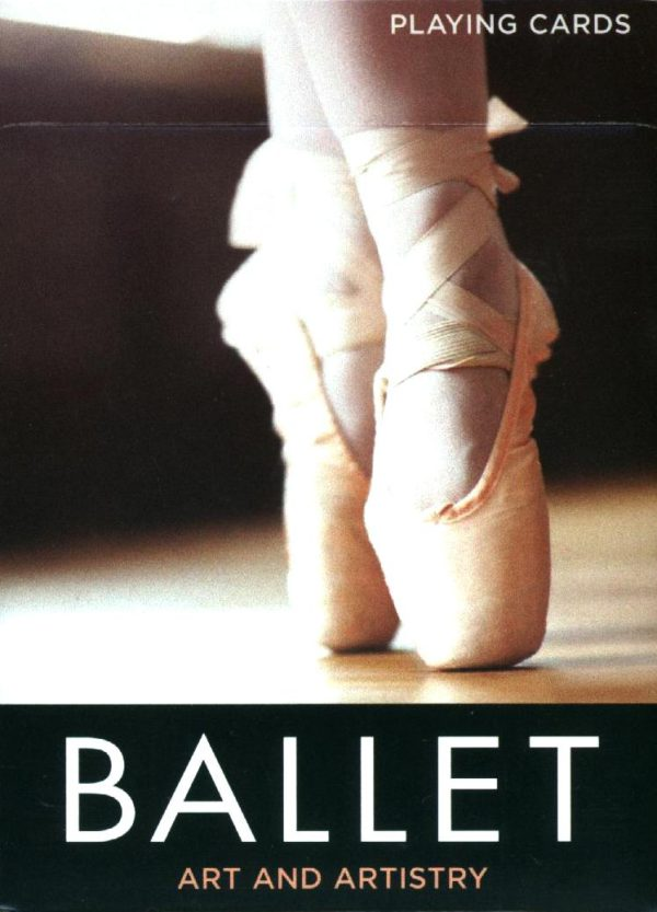 """""""Ballet: Art & History"""" Playing Cards-0"""