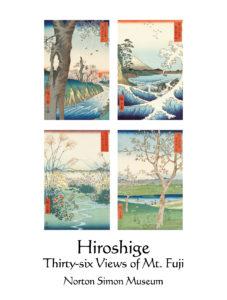 """Hiroshige """"Thirty-six Views of Mt. Fuji"""" Boxed Notecards-0"""
