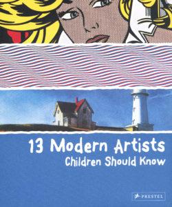 13 Modern Artists Children Should Know-0
