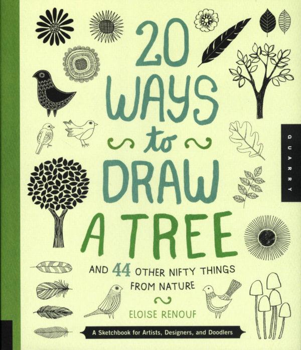 20 Ways to Draw A Tree-0