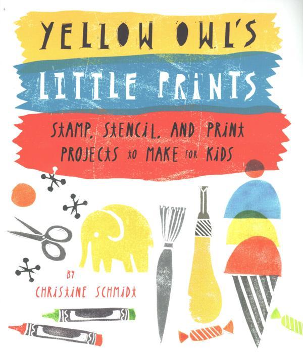 Yellow Owl's Little Prints -0
