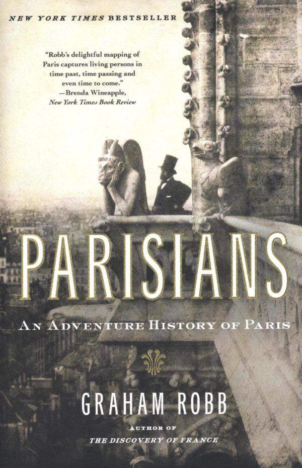 Parisians: An Adventure History of Paris-0