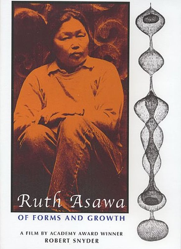 Ruth Asawa: Of Forms and Growth (DVD)-0