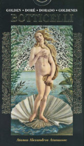 Botticelli Tarot Deck-0