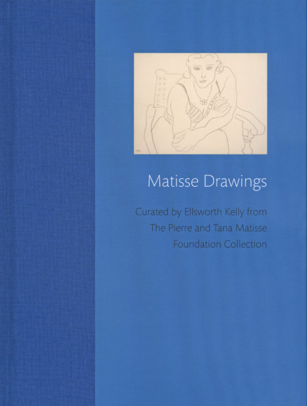Matisse Drawings Curated by Ellsworth Kelly-0