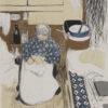 "Edouard Vuillard, ""Landscapes and Interiors: The Cook"", Archival Digital Print (16x20 inch mat)-0"