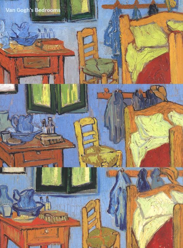 Van Gogh's Bedrooms-0