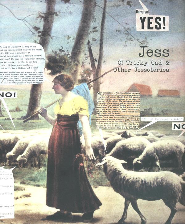 Jess: O! Tricky Cad & Other Jessoterica-0