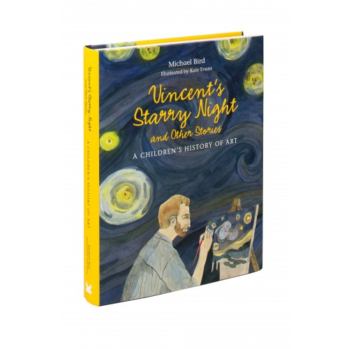 """Vincent's Starry Night and Other Stories"" A Children's History of Art-0"