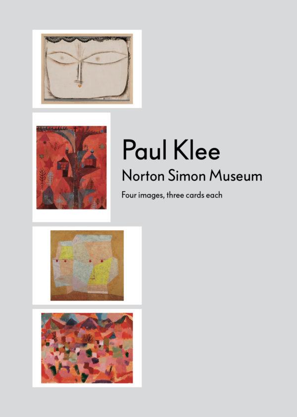 Paul Klee Boxed Notecards-0