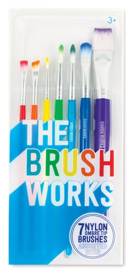 The Brush Works Set-0