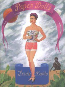 Frida Kahlo Paper Dolls-0