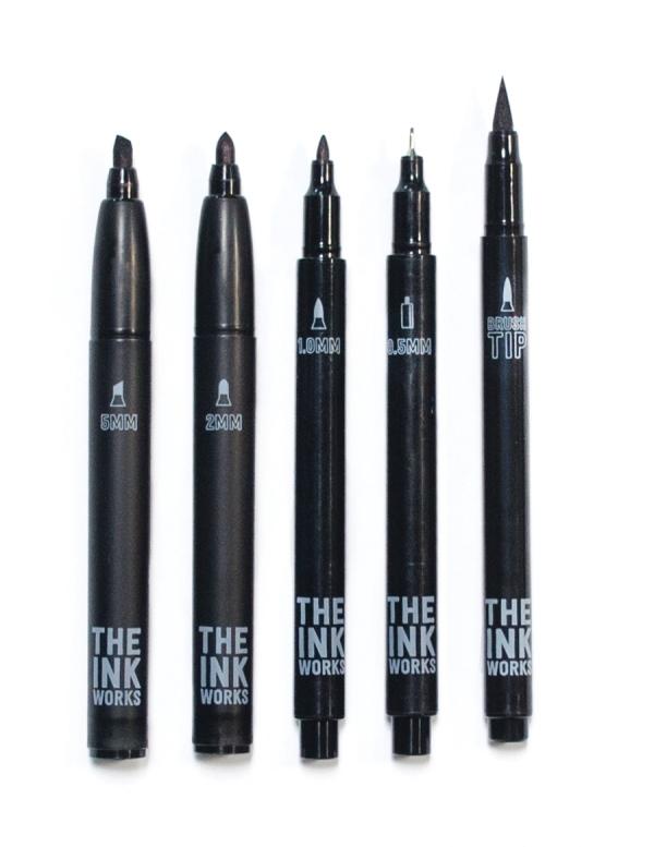 The Ink Works Marker Set-2006