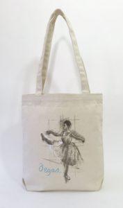 Norton Simon Museum Degas Dancer Tote Bag-0