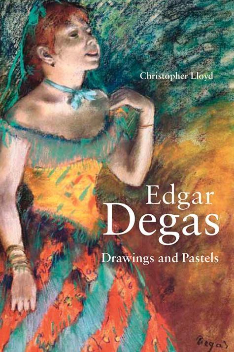 Edgar Degas: Drawings and Pastels-0