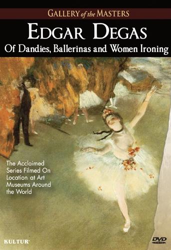 Edgar Degas: Of Dandies, Ballernias and Women Ironing-0