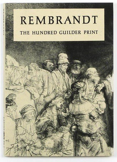 Rembrandt The Hundred Guilder Print (Eakins Pocket Album)-0