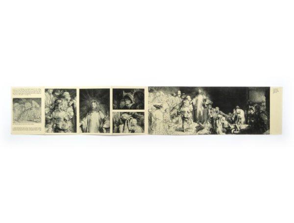 Rembrandt The Hundred Guilder Print (Eakins Pocket Album)-2234