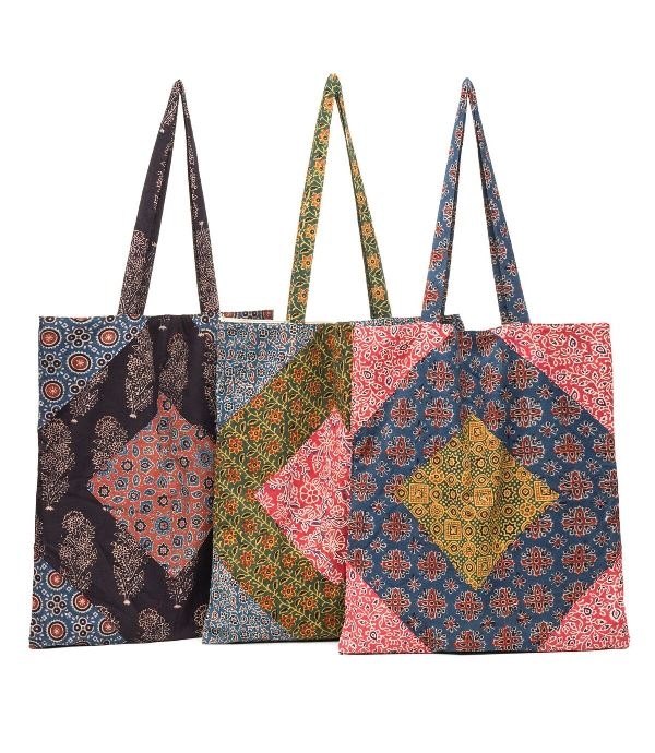 Indian Market Tote Bag-0