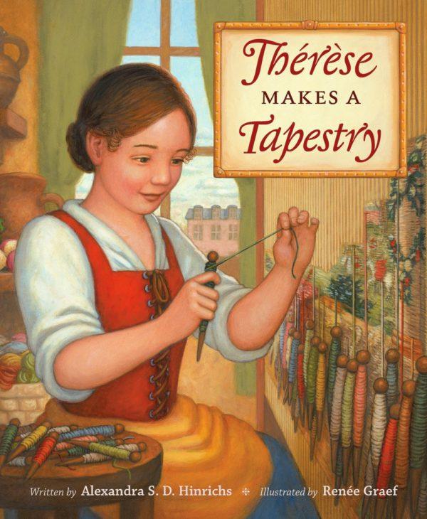 Thérèse Makes a Tapestry-0