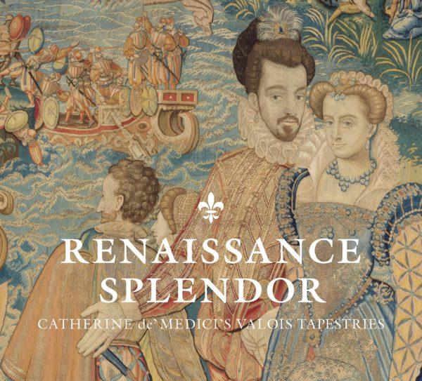 Renaissance Splendor: Catherine de Medici's Valois Tapestries-0