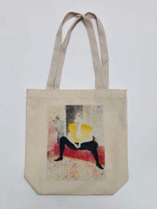 Toulouse Lautrec Tote Bag-0