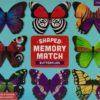 Shaped Memory Match Game: Butterflies-0